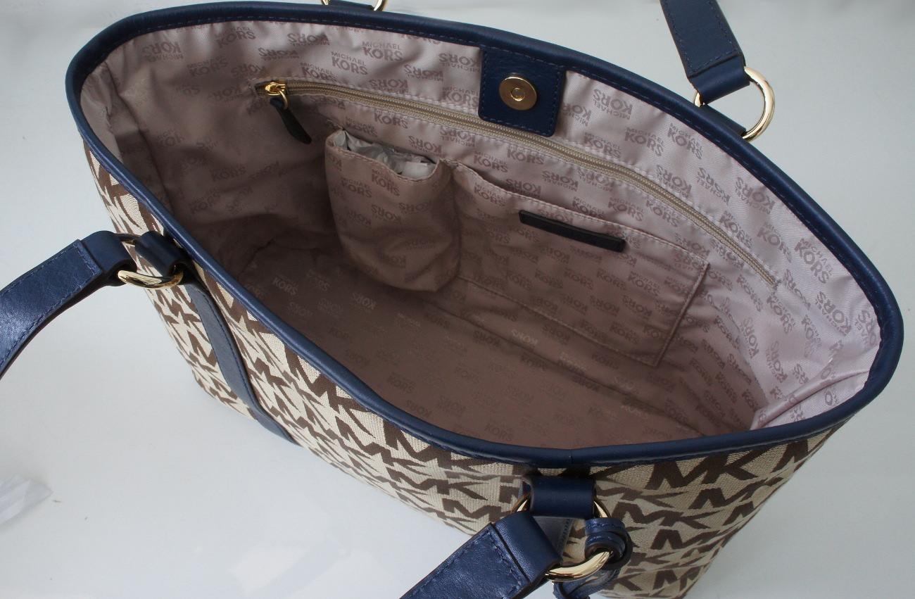 michael kors tasche summer tote handtasche leder. Black Bedroom Furniture Sets. Home Design Ideas