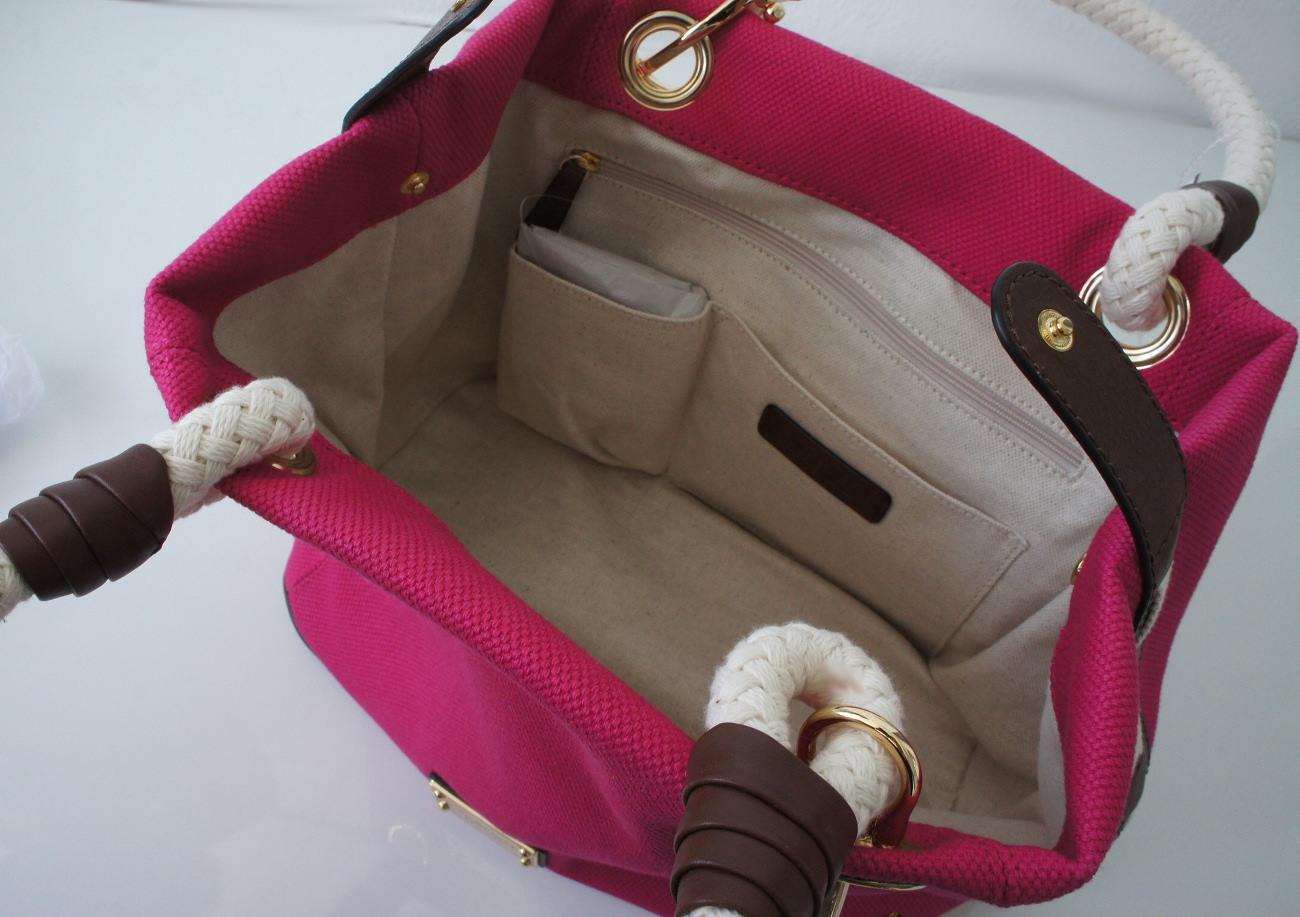 michael kors tasche marina pink sommer handtasche leder. Black Bedroom Furniture Sets. Home Design Ideas
