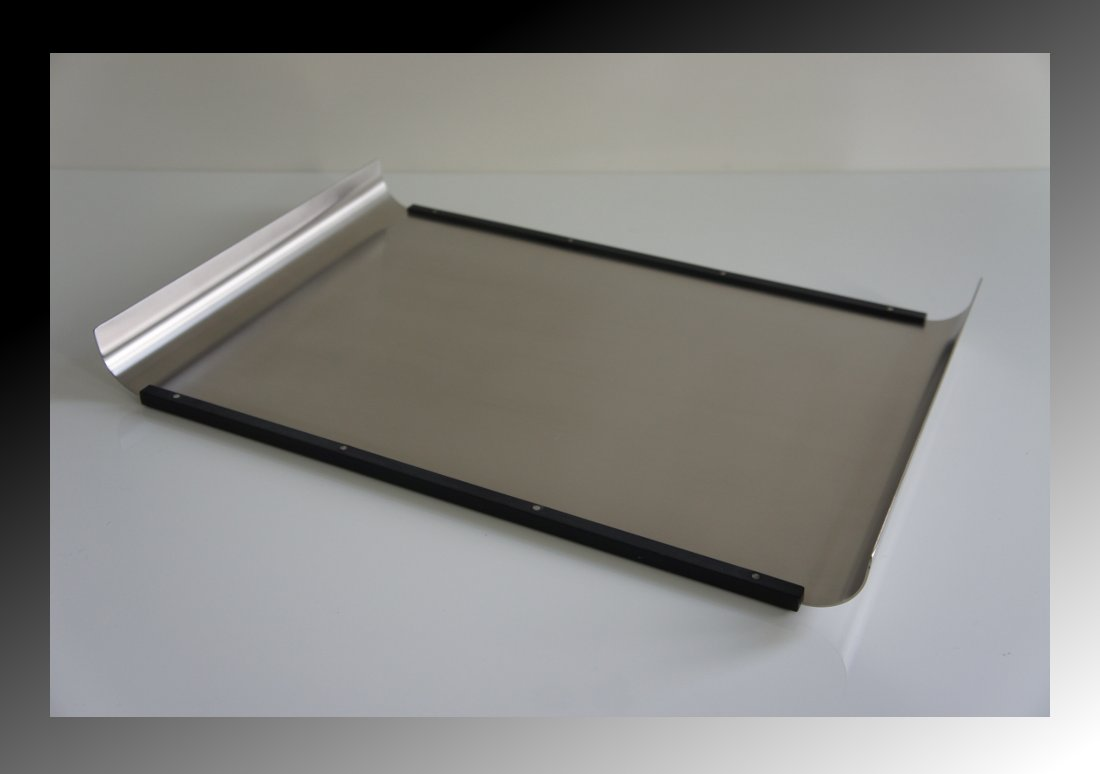 auerhahn by wmf tablett edelstahl uvp 79euro neu ebay. Black Bedroom Furniture Sets. Home Design Ideas