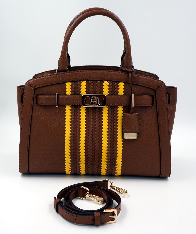 Michael Kors kleine Handtasche und Schulterriemen Karson